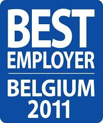 Best Employer Belgium 2011