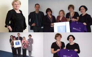 Diversity Award of Best Employer Belgium 2011
